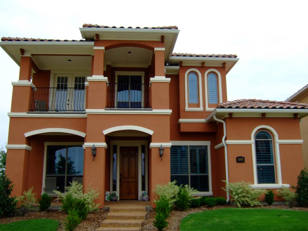 Стили домов средиземноморский стиль