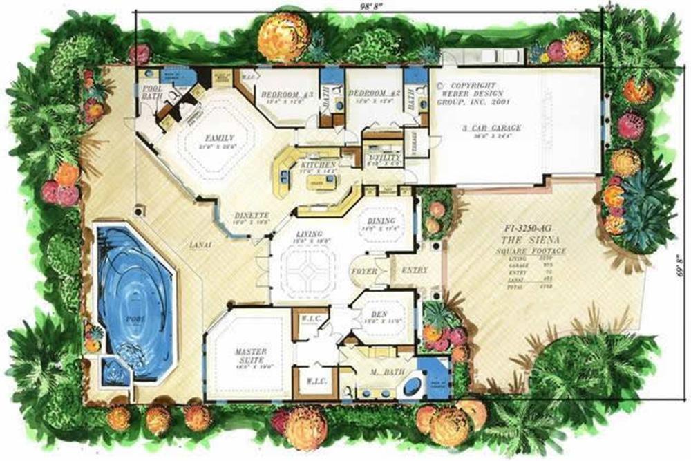 Plan doma 2