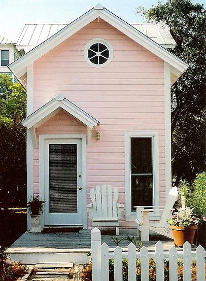 Розовая дача